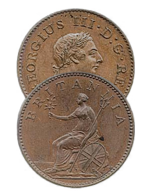 George III Farthings